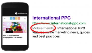 Mobile-friendly label di Google: i siti responsive vengono premiati