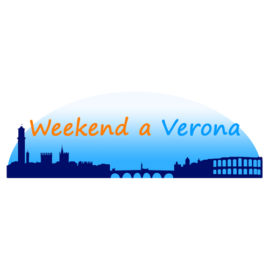 "Logo per blog ""Weekend a Verona"""