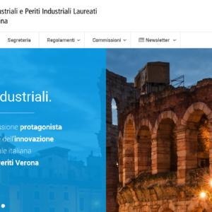 Convenzione con il Collegio dei Periti Industriali e Periti Industriali laureati di Verona