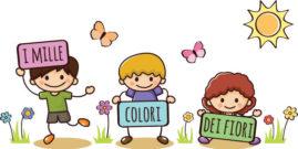 """Logo """"I Mille Colori dei Fiori"""""""