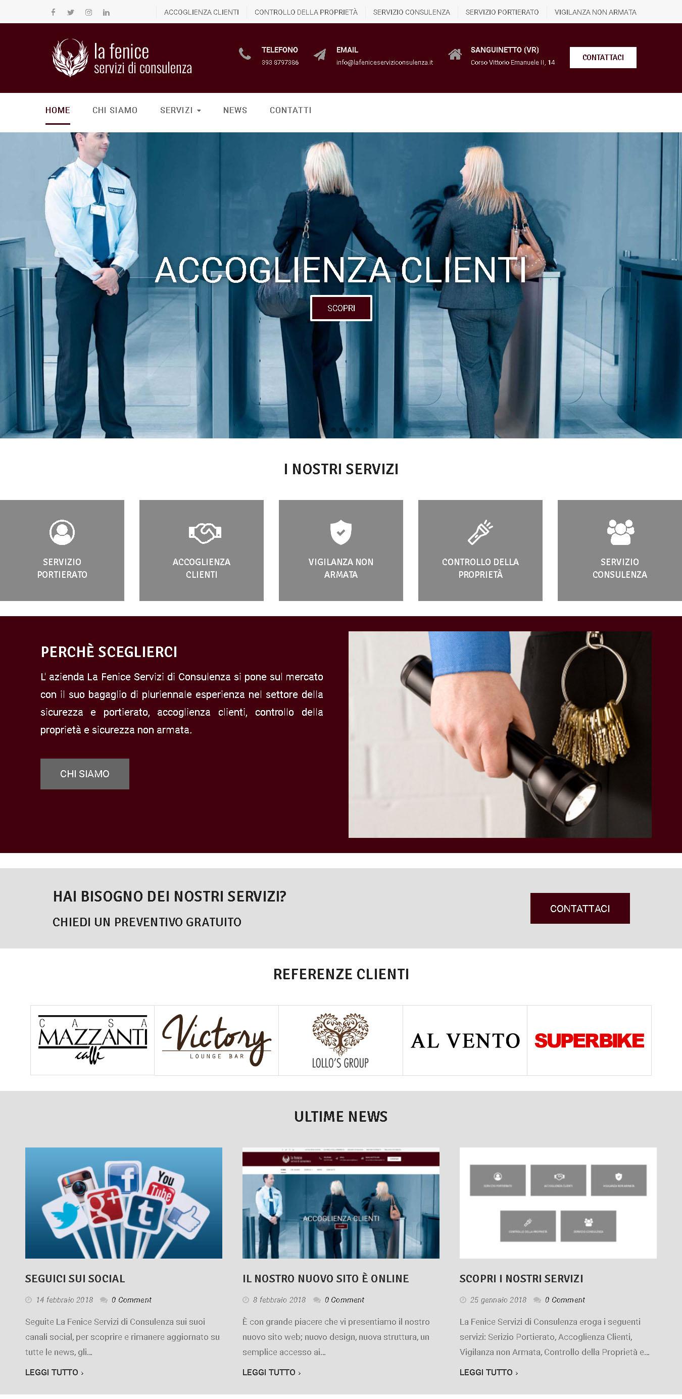 Realizzazione siti web Webgraf Verona